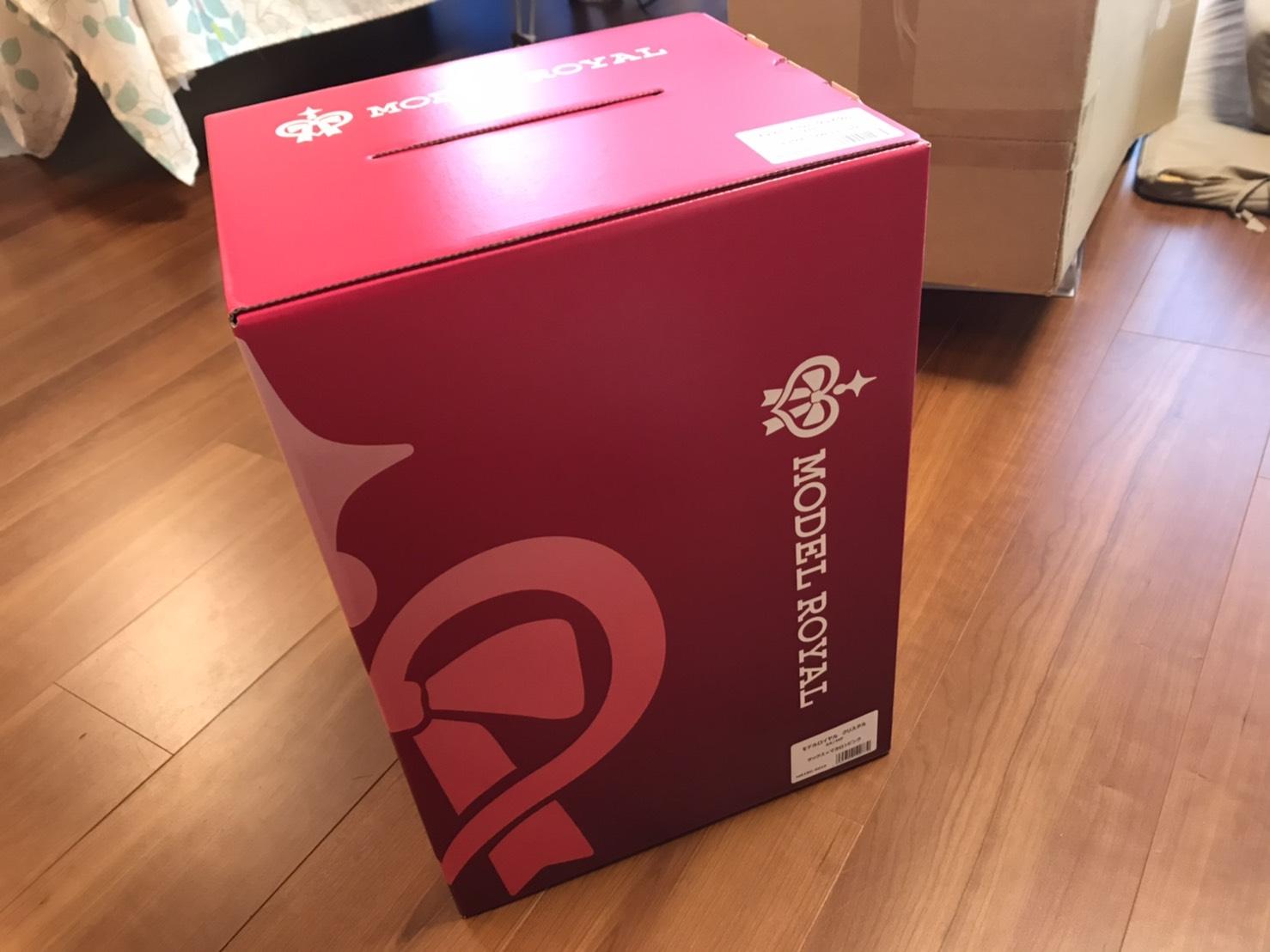 ランドセルの箱