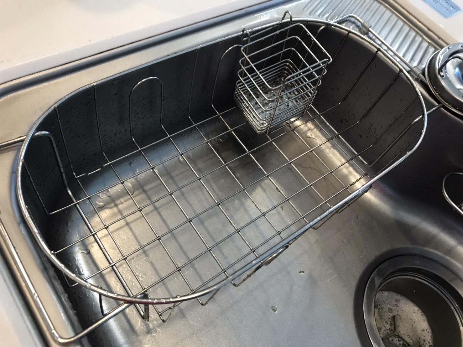 洗い物置き